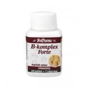 MedPharma B-komplex Forte 30 + 7 tablet ZDARMA