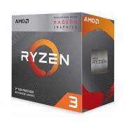 Procesador AMD Ryzen 3 3200G QuadCore 3.6GHz 6MB Socket AM4