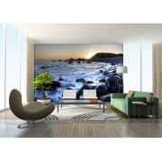 Ag Design Sea Sunset Fotobehang 4D (AG Design)