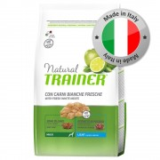 Trainer Natural Dog Trainer Natural Maxi Light Carni bianche fresche - 12 kg