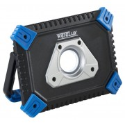 Wetelux LED Akku Fluter 20 Watt COB mit Powerbank