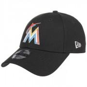 New Era 9Forty The League Marlins Cap Baseballcap Basecap MLB Miami Curved Brim Kappe
