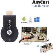 HDMI TV Stick Anycast 1080P WiFi Wirless Mini Display Black