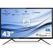 Philips 436M6VBPAB/00 - 4K HDR Monitor