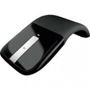 Microsoft Optická Wi-Fi myš Microsoft Arc Touch Mouse RVF-00050, dotyková plocha, černá