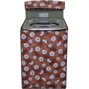 Dream Care Multicolor Printed Washing Machine Cover for Fully Automatic Top Loading LG T72CMG22P 6.2 kg