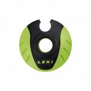 farfurioară LEKI alpin baschet cobră 50 mm negru-verde 856003108