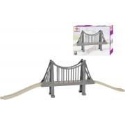 Pod suspendat pentru set trenulet din lemn, 3 piese, Eichhorn