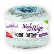 Woolly Hugs Bobbel Cotton von Woolly Hugs, Mint/Schlamm/Bleu/Marine