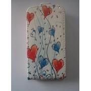 Fashion case кожен калъф за Apple iPhone 4/4S 01