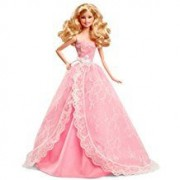 Barbie - Cfg03 - Poupée Mannequin - Joyeux Anniversaire - 2015