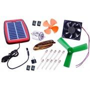 Nasa Tech Multipurpose Multi-Project Solar Energy Educational Learning Kit