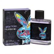 Playboy new york 100 ml eau de toilette edt profumo uomo
