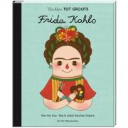 Van klein tot groots: Frida Kahlo - Maria Isabel Sánchez Vegara