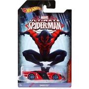 Hot Wheels Marvel Ultimate Spider-Man 2099 Shredster Car Vehicle