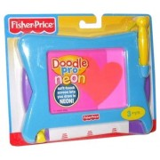 Fisher-Price Doodle Pro Neon Doodler- Blue/Purple/Pink