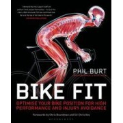 BLOOMSBURY PUBLISHING PLC Bike Fit: Optimise Your Bike Position for High Performance and Injury Avoidance