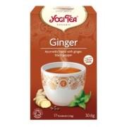 Yogi Bio Gyömbéres tea, GINGER, 17 filter