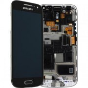 Дисплей + тъч за Samsung i9195 Galaxy S4 mini Черен