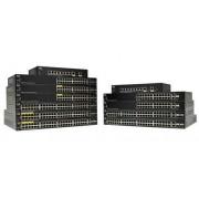 Cisco Systems SG250-26P-K9-EU switch di rete Gestito L2 Gigabit Ethernet (10/100/1000) Nero Supporto Power over Ethernet (PoE)