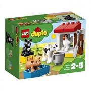 LEGO DUPLO, Animalele de la ferma 10870