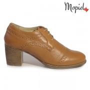 Pantofi dama din piele naturala 23528/Maro/Arcadia