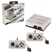 Retro-Bit NES Retro Entertainment System: Silver/Black Standard Edition