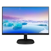 "Philips V Line 23.8"" 243v7qjab Full Hd Ips Led Monitor"