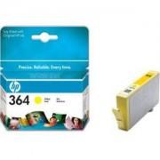 HP 364 (CB320EE) Yellow Ink Cartridge