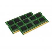 Memorie laptop Kingston ValueRam 16GB DDR3 1600 MHz CL11 Dual Channel Kit