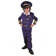 Geen Piloot carnavalskleding voor kids
