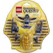 Lego Pharaohs Quest Mummy Battle Pack Serpent Warrior Mummy X2 Flying Mummy Golden Sarcophagus