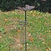 Pluviomètre papillon 71x8x10 cm
