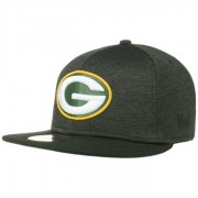 New Era 59Fifty Shadow Tech Packers Cap Baseballcap Basecap Fitted NFL-Cap Flat Brim Green Bay