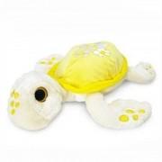 Broscuta testoasa de plus Turtley Awesome Keel Toys, 30 cm, Galbena, 3 ani+