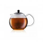 Bodum BEAN French Press kávékészítő, 3 adagos, 0.35 l, fekete