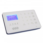 Centralina - 2500 GSM 433 MHz con touch panel, totalmente gestibile da App