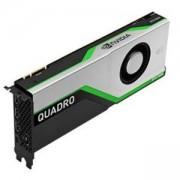 Видео карта PNY NVIDIA Quadro RTX5000, 16 GB GDDR6 with ECC, 4096-bit, PCI Express 3.0 x16, DVI-D, VCQRTX5000-PB
