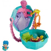 Fisher-Price Shimmer And Shine Teenie Genies Flower Sprites On The Go Playset