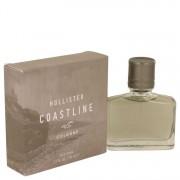 Hollister Coastline Eau De Cologne Spray 1.7 oz / 50.27 mL Men's Fragrances 539584