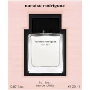 Rodriguez Narciso Rodriguez For Her EDT W 20 ml