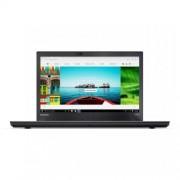 """Laptop Lenovo ThinkPad T470s Win10Pro 14.0"""" FHD AG, i7 7500U/8GB/512GB SSD/Intel HD 620"""