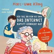 Hörbuch Hamburg Der Tag, an dem die Oma das Internet kaputt gemacht hat, Der Ostermann, Prinzessin Popelkopf