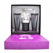 Set Halloween Man 4 Pzs 125 Ml Eau De Toilette Spray + Shower Gel 100 Ml + Balsamo Hidratante 100 Ml De Jesus Del Pozo