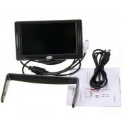 4.3 inch TFT LCD HD Digital Monitor Color Screen For Car Rear View Reversing Camera