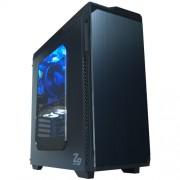 Caja Sobremesa Zalman Z9 Neo Black Gaming. ATX , USB 3.0, LED Azul, Sin Fuente