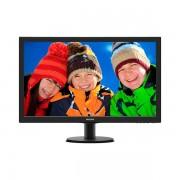 "Philips monitor 27"" - 273V5LHSB/00 1920x1080, 16:9, 300 cd/m2, 1ms, VGA, HDMI"
