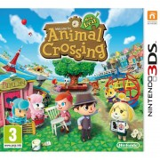 Nintendo Animal Crossing New Leaf - Welcome amiibo 3DS Selects