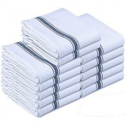 Shop By Rooms Floor Duster Wet Dry Cotton Cleaning Cloth / Mop 20 x 20 inch (Pack of 12)