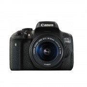Canon EOS 750D + EF-S 18-55 IS STM Огледално-рефлексен фотоапарат 24.2 Mp